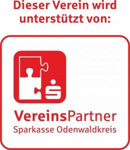 Logo VereinsPartner Sparkasse Odenwaldkreis